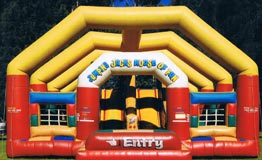Jumping Jack's House of Fun - Bouncy Castle