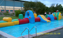 Water Inflatable - Bouncy Castle